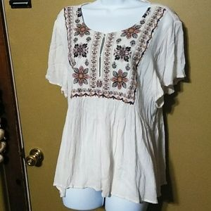 New American Eagle top large